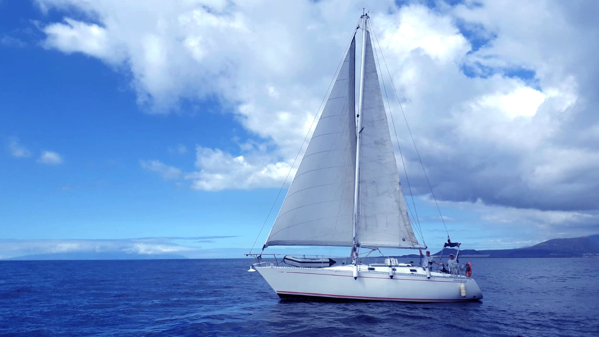 Private sailing boat trip (6 hours) | Yachts Online Tenerife